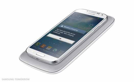 Samsung Galaxy S6 con carga inalámbrica