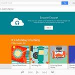Google Play Music ya nos permite almacenar hasta 50,000 canciones gratis