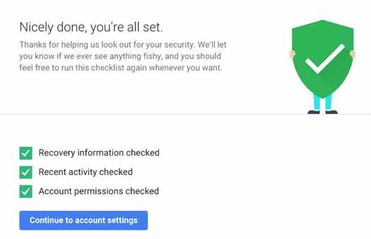 Google Drive notificación