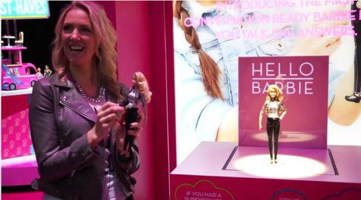 Mattel Hello Barbie habla