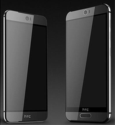 HTC One M9 y Desire A55