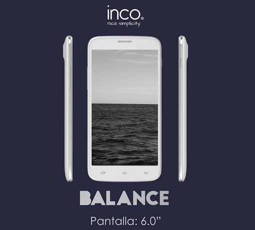 Inco Balance oficial