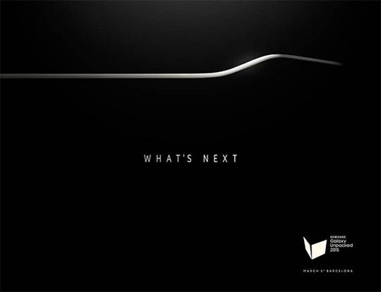 Invitación Samsung MWC 2015