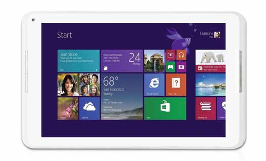 Iview I-800QW tablet, con Windows 8.1 e Intel ya en México