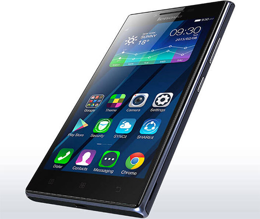 "Lenovo  P70 pantalla 5"" IPS"