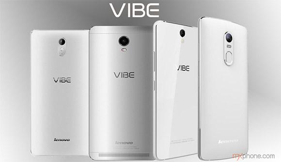 Lenovo Vibe S1, X3, P1 y P1 Pro en MWC 2015
