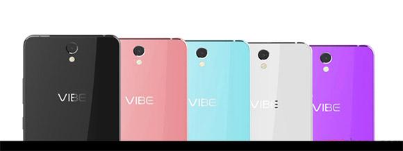 Lenovo Vibe S1 colores
