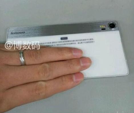 Lenovo Vibe Z3 Pro filtración cámara