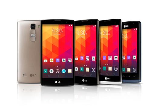 LG serie gama media 2015