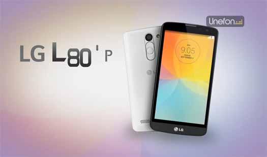 LG L80 Plus Bello