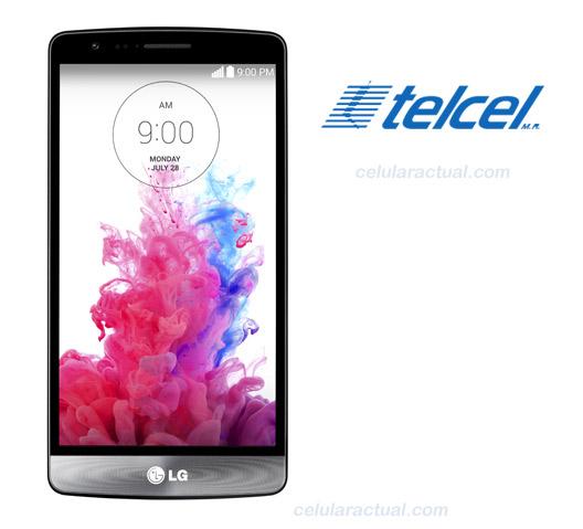 LG G3 Beat en México con Telcel