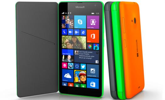 Lumia 535 colores