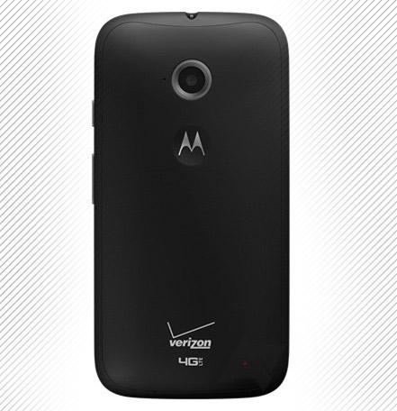 Moto E 2015 4G LTE con Verizon