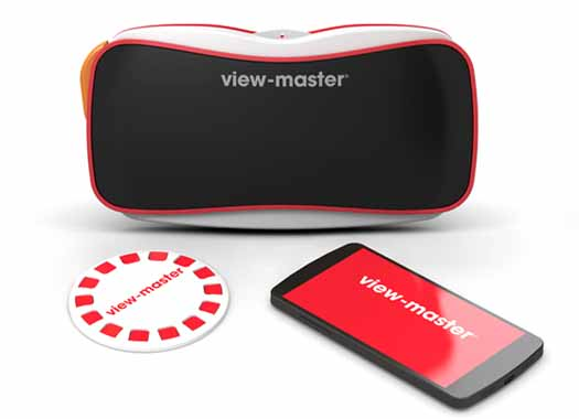 View Master Realidad Virtual 3D