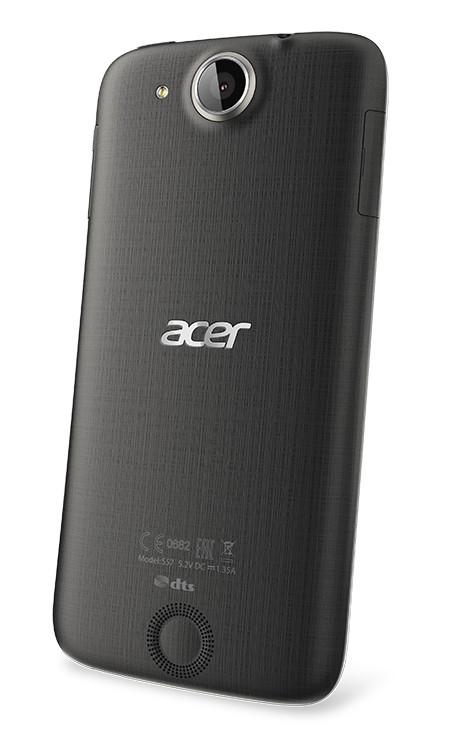 Acer Liquid Jade Z cámara posterior