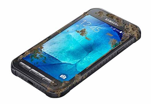 Galaxy Xcover 3, el nuevo smartphone de Samsung con máxima resitencia