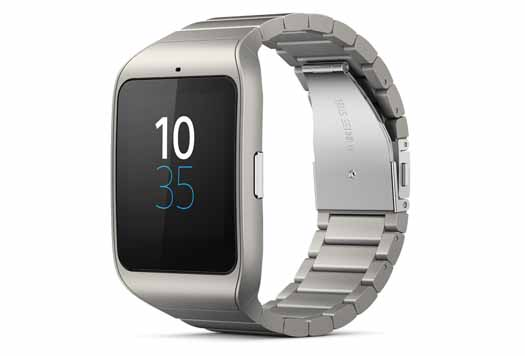 Sony Smartwatch 3 acero inoxidable