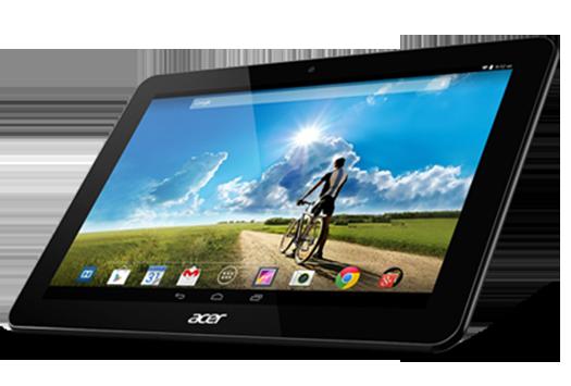 Acer Iconia Tab 10 pantalla