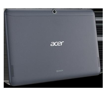 Acer Iconia Tab 10 reverso