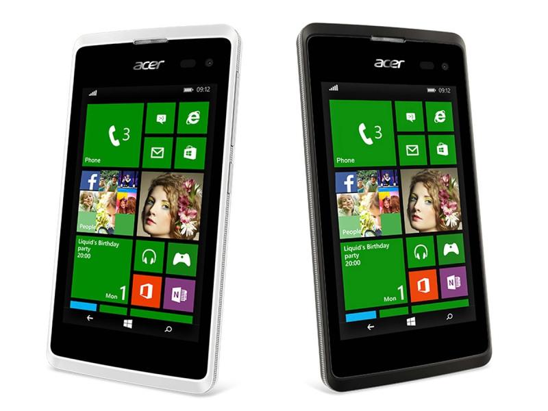 Acer Liquid M220 pantalla