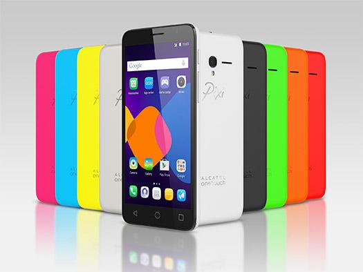 Alcatel Pixi 3 5.5 phablet colores