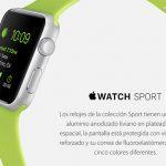 El Apple Watch y los detalles de su resistencia al agua