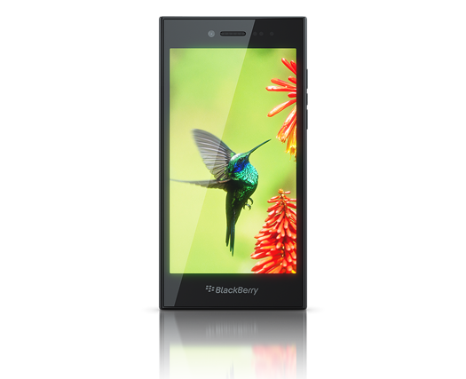 BlackBerry Leap pantalla