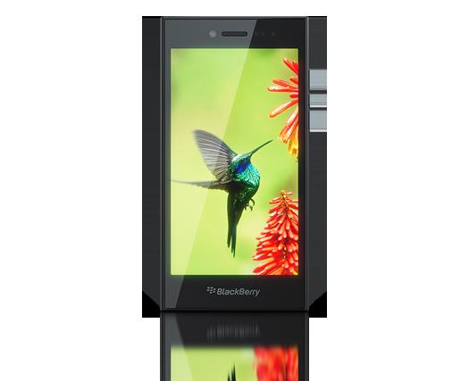 BlackBerry Leap pantalla
