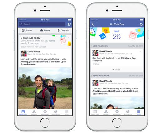 Facebook En este día nueva opción