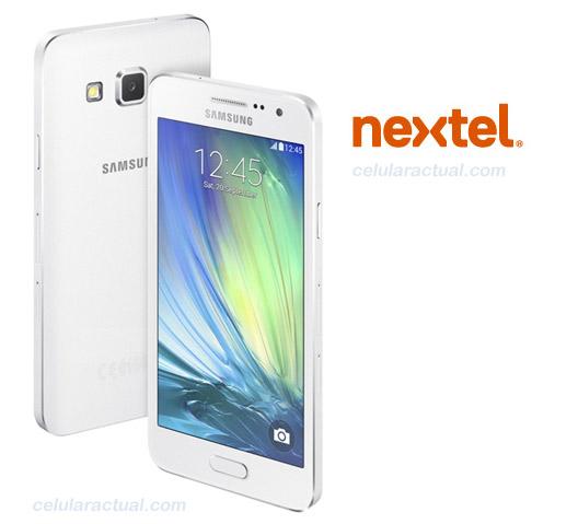 Samsung Galaxy E5 en Nextel México
