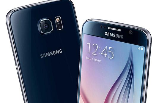 Samsung Galaxy S6 detalle