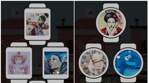 google-watchface-android-wear
