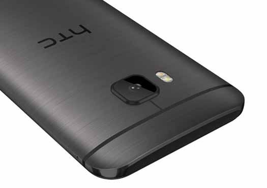HTC One M9 detalle
