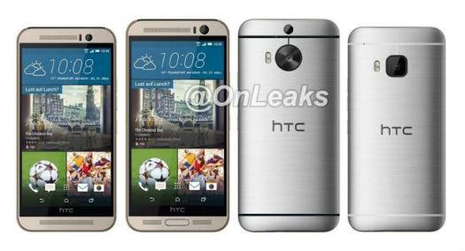 HTC One M9 y One M9 Plus