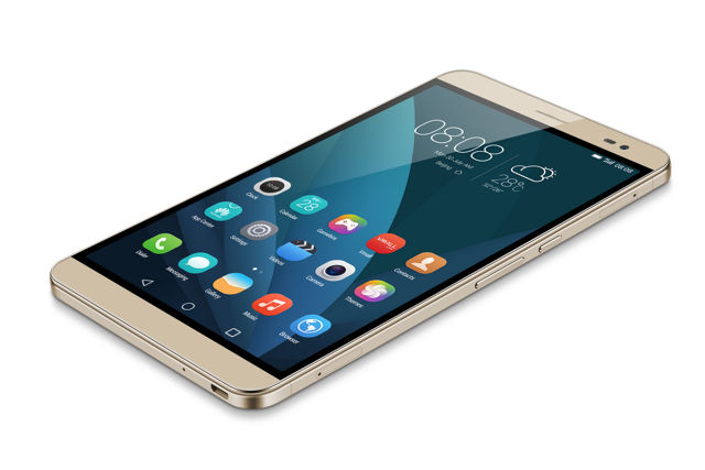 Huawei MediaPad X2 color Oro