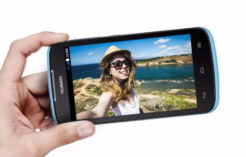 Huawei Ascend Y520 cámara