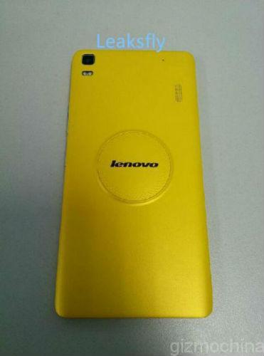 Lenovo K3 Note reverso