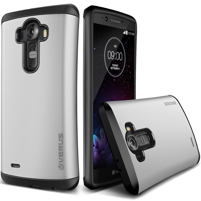 Funda Verus para LG G4 plata