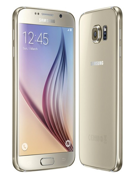 Samsung Galaxy S6 color Oro