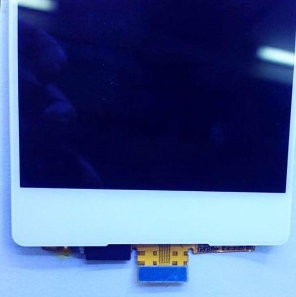 Xperia Z4 panel LCD detalle