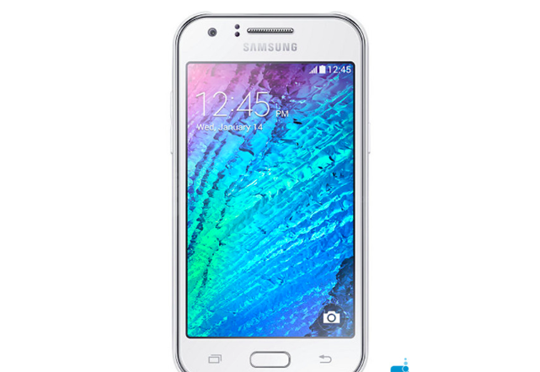 Galaxy J5 smartphone