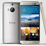 HTC presenta su nuevo teléfono inteligente One M9+ con pantalla QHD de 5.2 pulgadas y cámara Duo