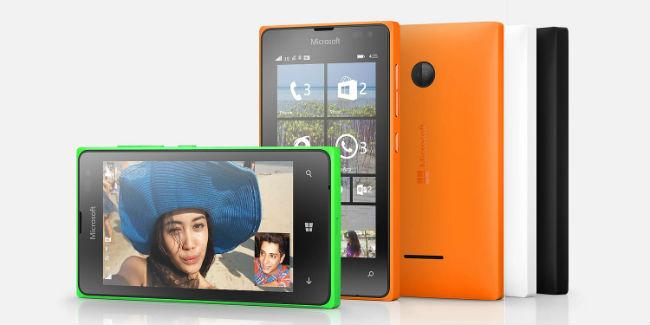 Lumia 435 oficial