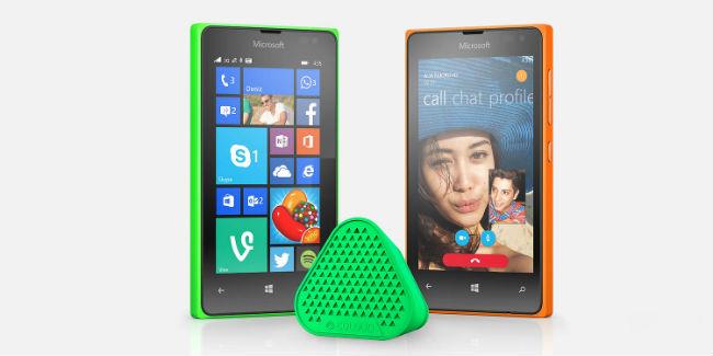 Lumia 435 en México