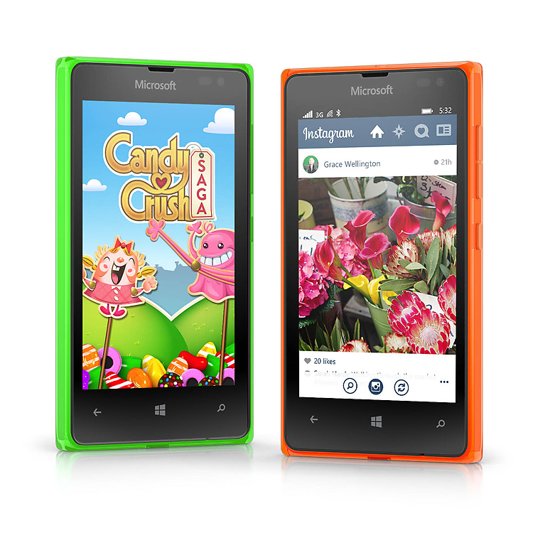 Lumia 532 oficial apps