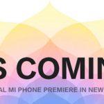 Disfruta del anuncio de Xiaomi Mi 4i en vivo el jueves a través de internet