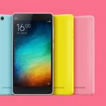 Xiaomi Mi 4i es oficial: teléfono con pantalla de 5 pulgadas a 1080p y cámara posterior de 13 megapixeles