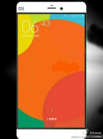 Xiaomi Mi 5 filtrado
