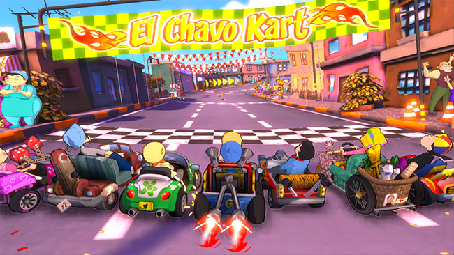El Chavo Kart Móvil