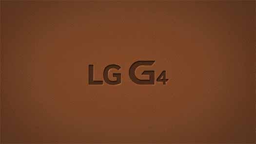 LG G4 Teaser oficial